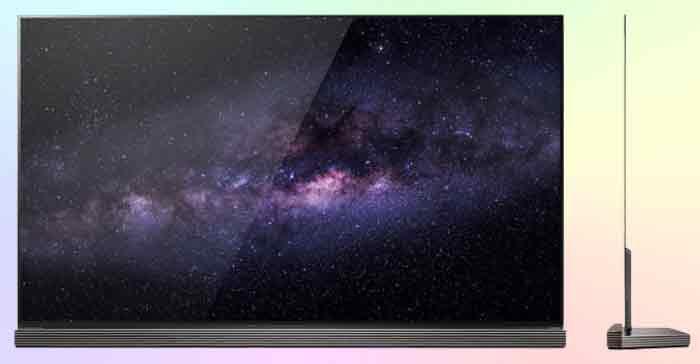 LG G6 Signature OLED 4K