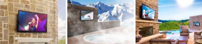 Seura Storm Ultra Bright - телевизор для кафе открытого