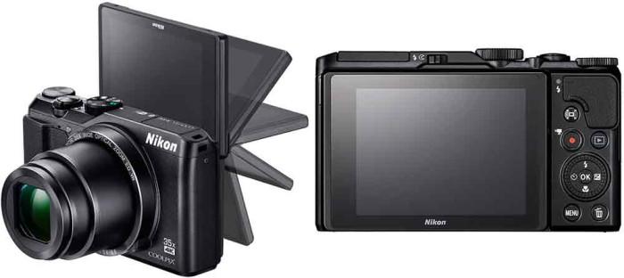 Nikon COOLPIX A900 крепление дисплея