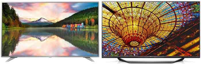 LG 49UH6500 обзор и его отличие от LG 49UF6700
