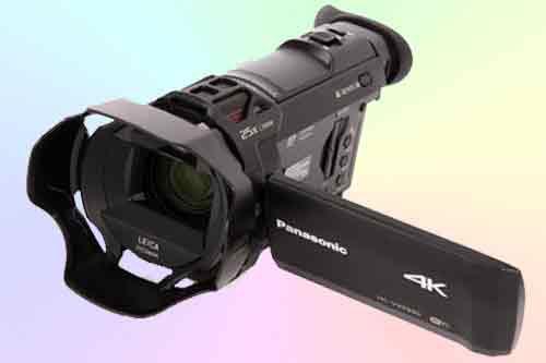 Panasonic HC-VXF990 и HC-VX980M
