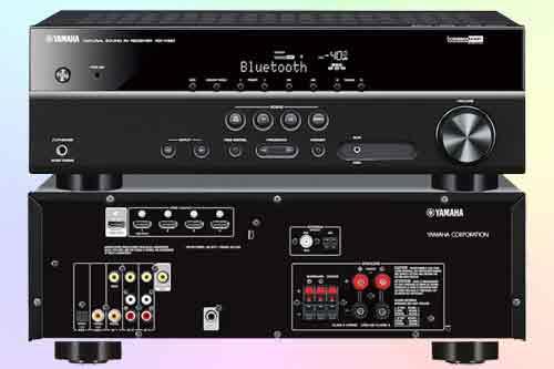 A/V Ресивер Yamaha RX-V381 и RX-V379 отличия