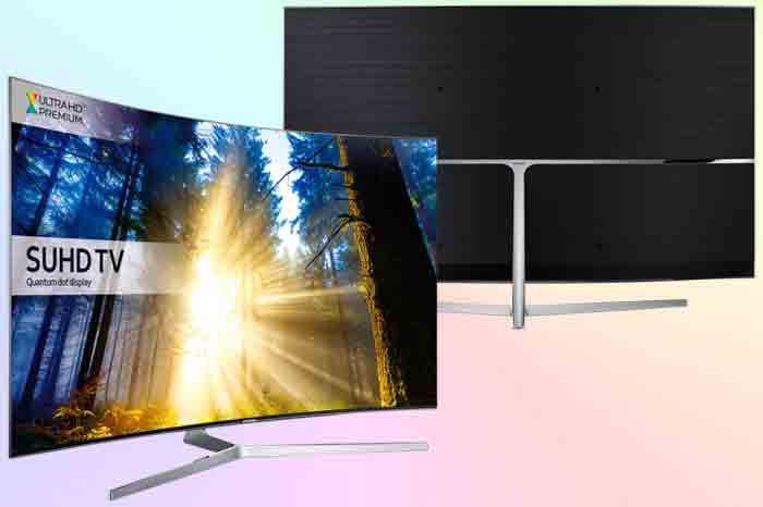 Телевизор Samsung KS9000 внешний вид