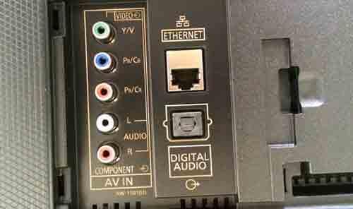 Обзор Panasonic DXR700 Коммутация