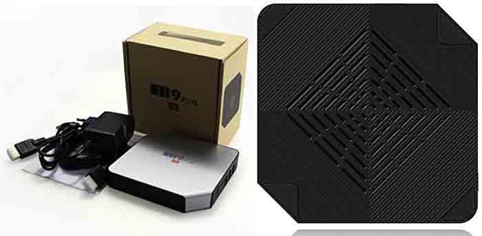 Проигрыватель iNEPO M9 Plus Комплект поставки