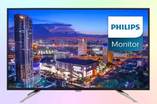 BDM4350UC 4K монитор от Philips с диагональю 43 дюйма