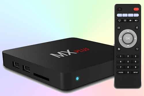 Приставка MX PLUS Pro