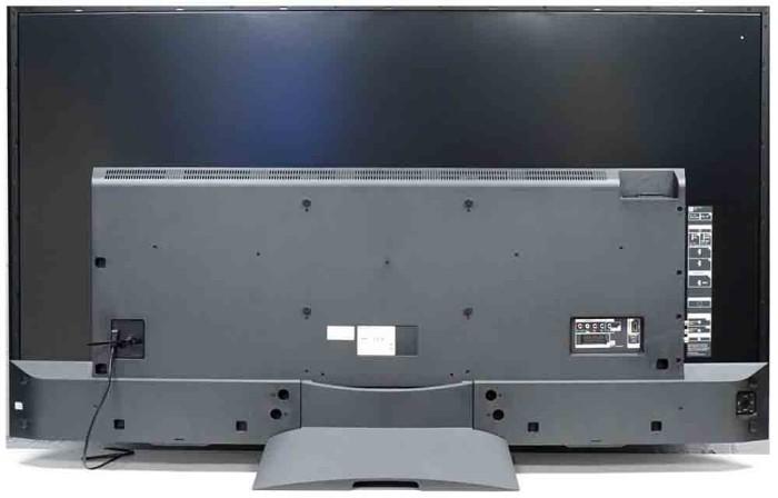Sony SD85 тыловая панель
