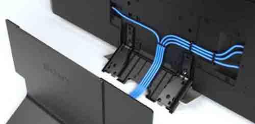 KD-75X9405 проводные соединения