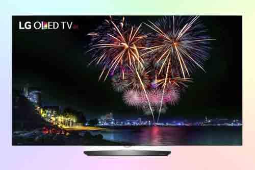 Телевизор LG OLED55B6V обзор