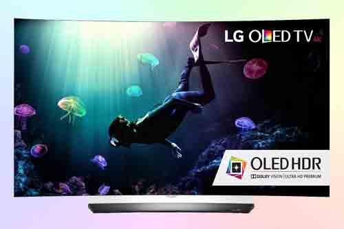 Обзор LG OLED55C6V Signature Curved 4K