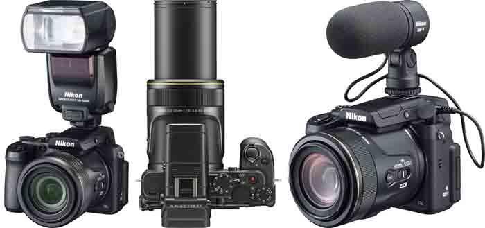 Nikon DL24-500 совместимость