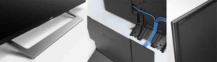 Sony XD80 cкрытая коммутация