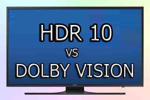 HDR10 и его отличие от Dolby Vision