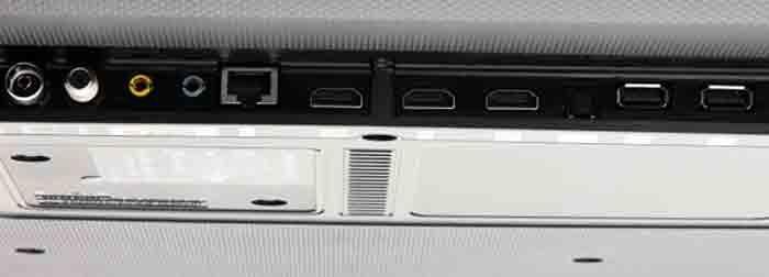 Samsung UE43KU6000U интерфейсы