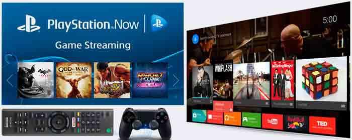 Стриминг игровой консоли PlayStation