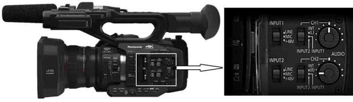 Panasonic  HC-X1 обзор