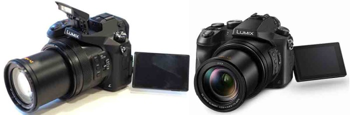 Panasonic Lumix DMC FZ2000 дисплей