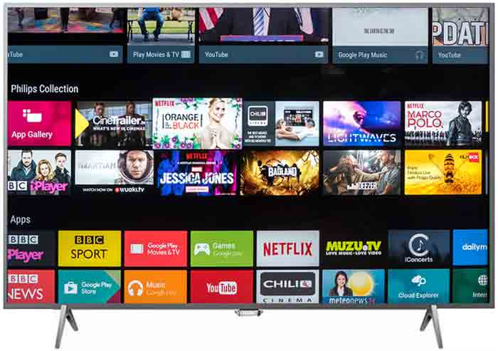 Philips 49PUS6401 Smart TV