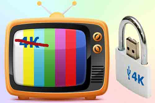 Как смотреть 4K видео на ТВ без 4K