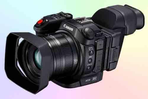 Canon XC15 обзор