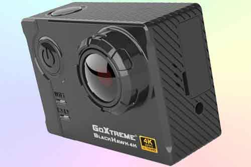 GoXtreme BlackHawk 4K экшн камера