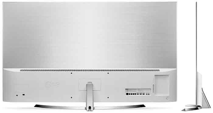 LG UH950V тыл и бок