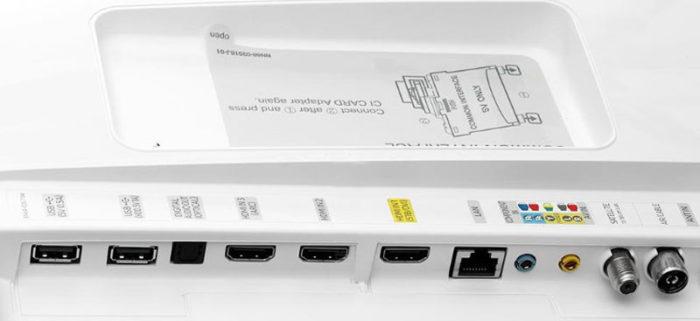 Samsung KU6510U интерфейсы