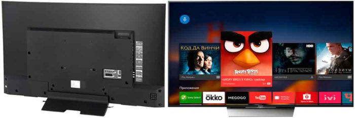 Sony XD8599 smart