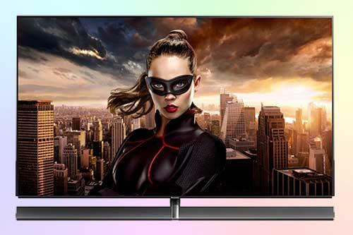 Panasonic EZ1000 - первый OLED TV 4K HDR
