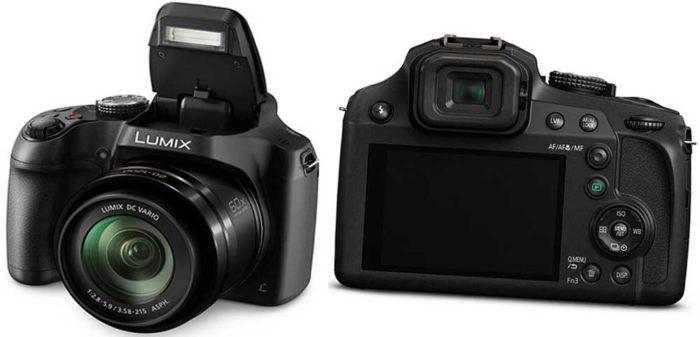 Panasonic Lumix FZ82 обзор