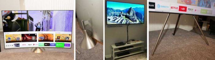 QLED телевизоры Q9, Q8 и Q7