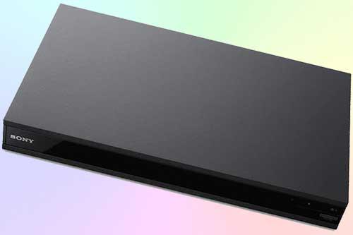 Sony UBP-X800ES HDR Blu-ray плеер