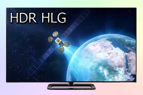 Стандарт HDR HLG