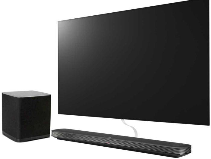 LG OLEDW7V обзор