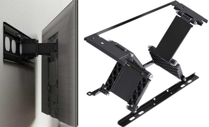 Sony 75XE9405 крепление на стену