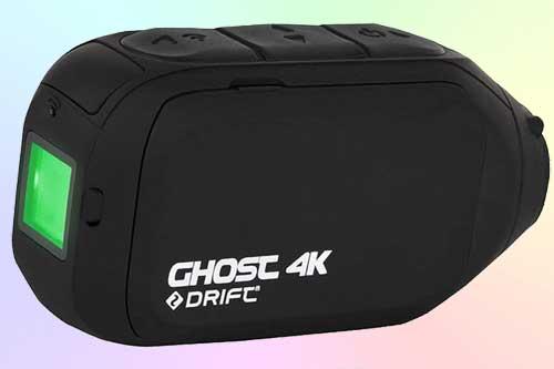 Drift Ghost 4K - топовая экшн камера