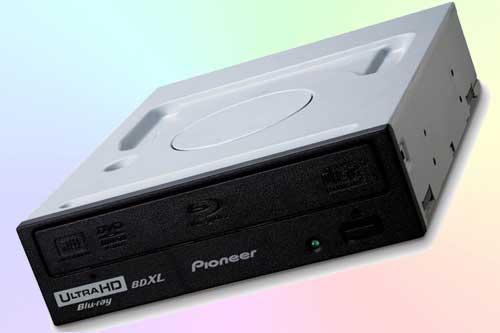 BDR-211UBK с 4K Blu-Ray опцией