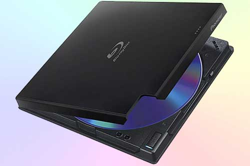 Pioneer BDR-XD06J-UHD съемный привод для 4K Blu-Ray дисков