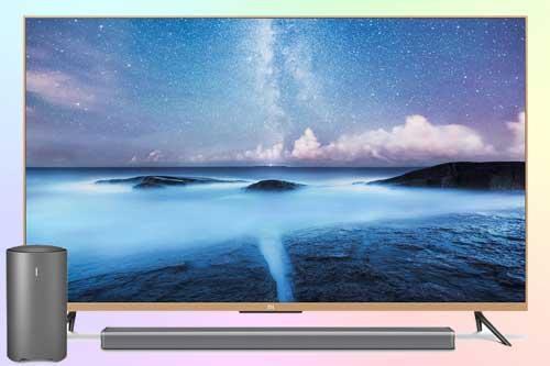 """Xiaomi Mi TV 4A 55"""" 4K из серии Mi TV 4"""