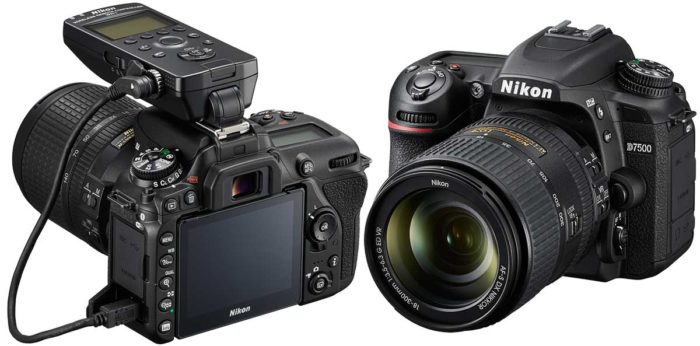 Nikon D7500 обзор