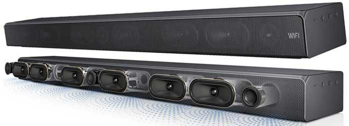 Samsung HW-MS650 качество звука