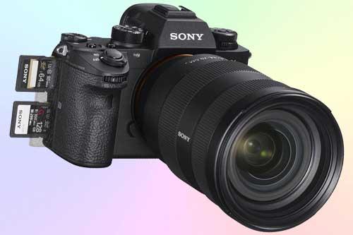 Фотокамера Sony A9 с высокоскоростным сенсором