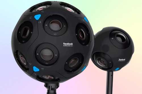 Surround 360x24 и Surround 360x6 от Facebook