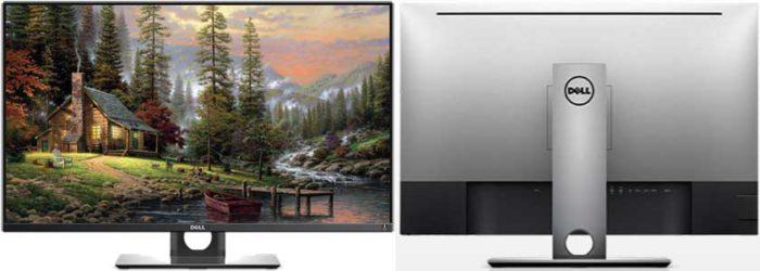 Dell Ultrasharp UP3017Q дизайн