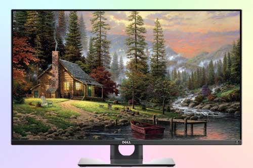 Dell Ultrasharp UP3017Q первый OLED монитор от Dell