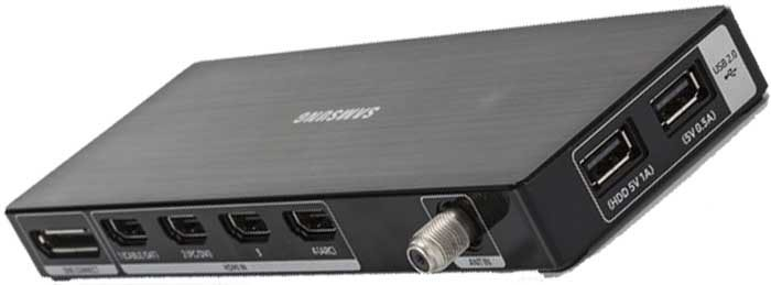 Samsung MU8000 интерфейсы