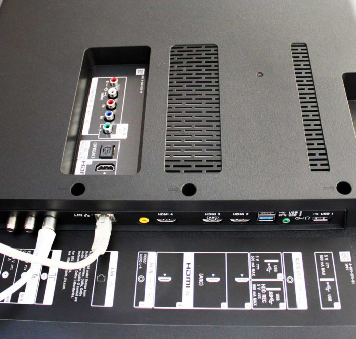 Sony XE85 интерфейсы