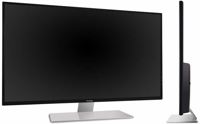 ViewSonic VX4380-4K обзор