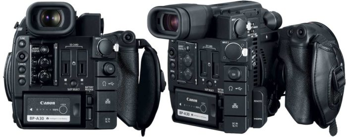 Canon EOS C200 с Cinema RAW Light